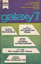 Galaxy 7 by Walter Ernsting