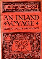 An Inland Voyage by Robert Louis Stevenson