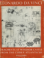 Leonardo da Vinci; fragments at Windsor…