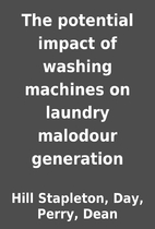 The potential impact of washing machines on…