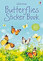 Butterflies: Sticker Book (Usborne Spotter's…