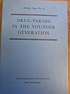 Drug-taking in the younger generation:…