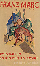 Franz Marc: Postcards to Prince Jussuf by…