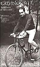 Romanzi e racconti volume 3 by Italo Calvino