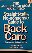 Straight Talk No Nonsense Guide to Back Care…