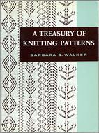 A treasury of knitting patterns by Barbara…