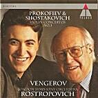 Violin Concerto No.1 Op77 by Shostakovich