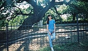 Author photo. http://www.kristiholl.com/images/Texas%20park%20small.jpg