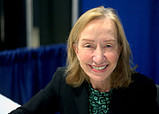 """Author photo. 2018 National Book Festival By Avery Jensen - Own work, CC BY-SA 4.0, <a href=""""https://commons.wikimedia.org/w/index.php?curid=72641790"""" rel=""""nofollow"""" target=""""_top"""">https://commons.wikimedia.org/w/index.php?curid=72641790</a>"""