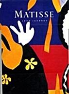 Henri Matisse by John M. Jacobus