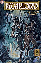 The Warlord: The Savage Empire by Mike Grell