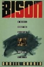 Bison by Daniel Granin