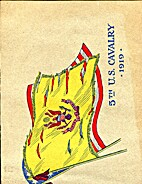 5TH U.S. CAVALRY 1919