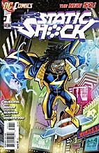 Static Shock #1 by Scott McDaniel