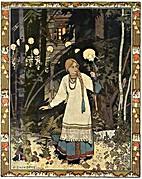 Vasilissa the Beautiful: A Russian Folktale…