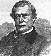 Author photo. Owen Lovejoy from Harper's Pictorial History of the Great Rebellion (1866).
