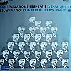 Vexations [sound recording] by Erik Satie
