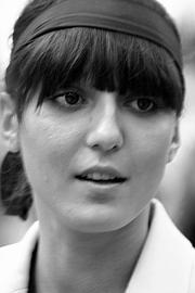 Author photo. Irina Lazareanu