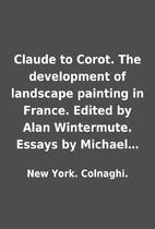 Claude to Corot. The development of…