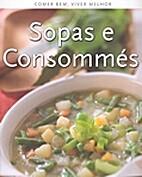 Sopas e Consommés by Desconhecido