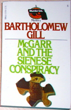 McGarr and the Sienese Conspiracy by…
