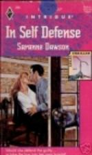 In Self Defense by Saranne Dawson