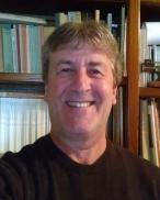 Author photo. photo from dusk jacket of Hidden Thunder