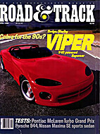 Road & Track 1989-04 (April 1989) Vol. 40…