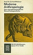 Moderne Anthropologie : eine…