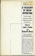 A treasury of great reporting; literature…