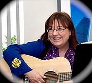 Author photo. Maggi Smith-Dalton