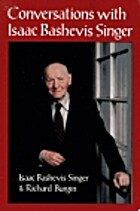 Conversations With Isaac Bashevis Singer by…