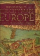 The City Maps of Europe: 16th Century Town…