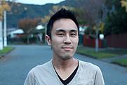 Author photo. Chris Tse. Photo by Leight Tse.