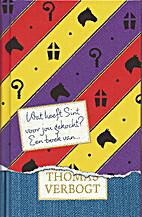 Wat heeft Sint voor jou gekocht? by Thomas…