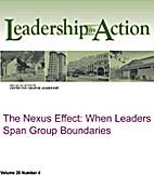 The Nexus Effect: When Leaders Span Group…