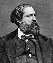 Author photo. Gustave Aimard