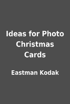 Ideas for Photo Christmas Cards by Eastman…