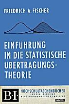 Einführung in die statistische…