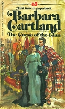 The Curse of the Clan by Barbara Cartland