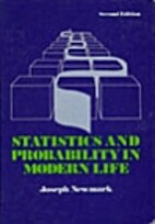 Statistics and Probability in Modern Life by…