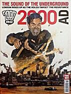 2000 AD # 1822