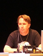 Author photo. Photo by Nick Mills, 2005
