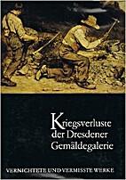 Kriegsverluste der Dresdener…