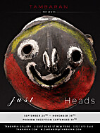 Just Heads by Tambaran Gallery