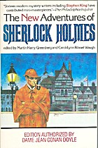 New Adventures of Sherlock Holmes by Martin…