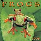 Frogs 2008 Mini Wall Calendar