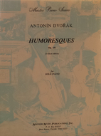 Humoresques for solo piano, Op. 101 by…