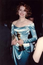 Author photo. Credit: Alan Light, 1989, Academy Awards