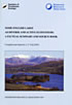 Some English Lakes as Diverse and Active…